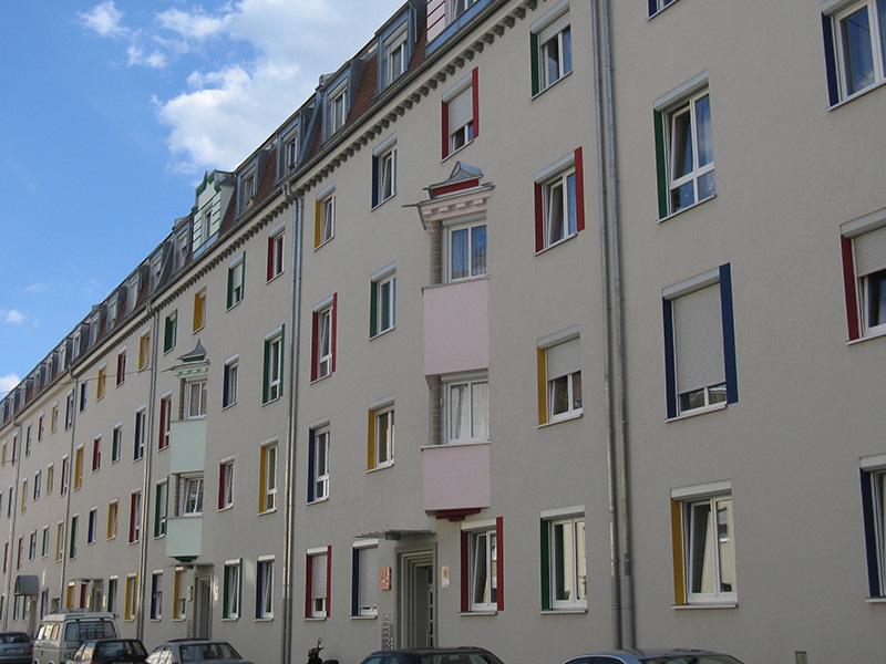 Peyerstraße 33 - 45