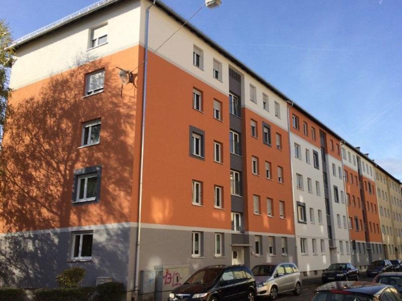 Galvanistraße 46 - 50