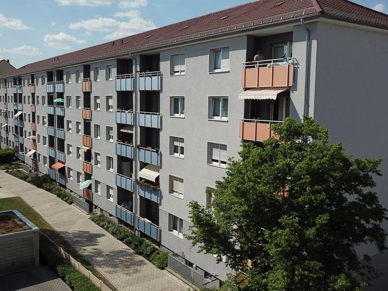 Harsdörfferstraße 42 – 48