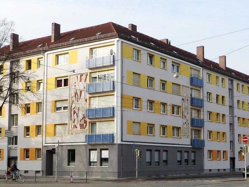 Harsdörfferstraße 56 - 66