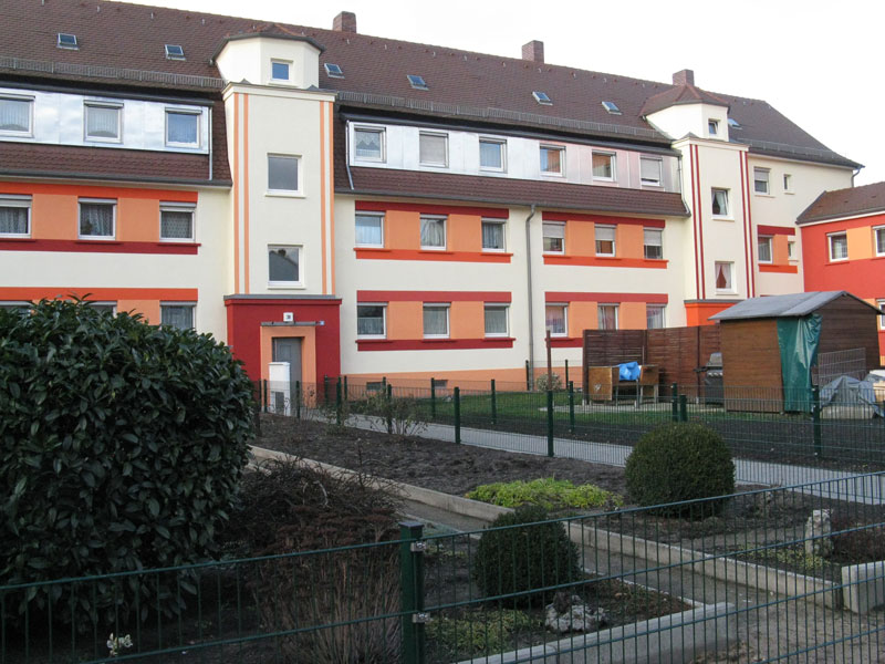 Jäckelstraße 34 – 40