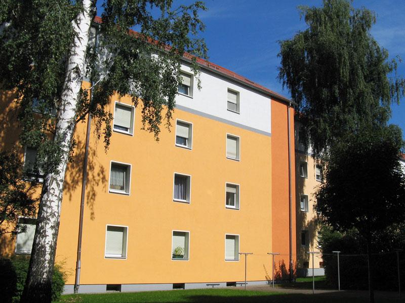 Merseburger Straße 17 – 19