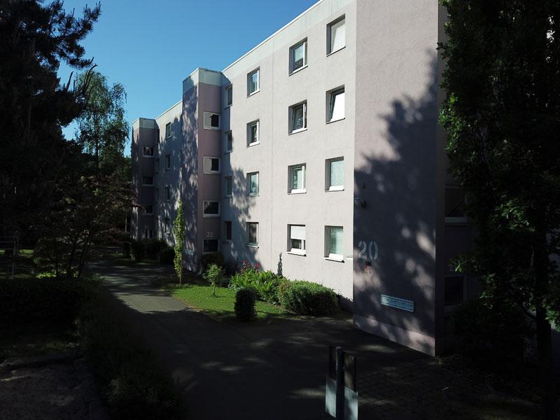 Untersbergstraße 20 - 24