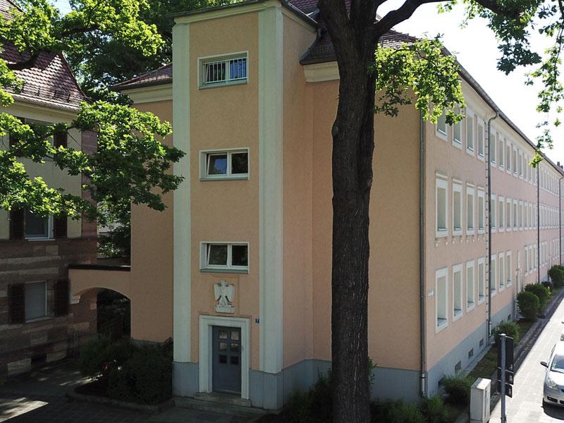 Weddigenstraße 7
