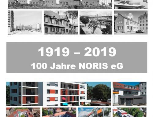 Wohnungsgenossenschaft NORIS eG feiert 100-jähriges Bestehen